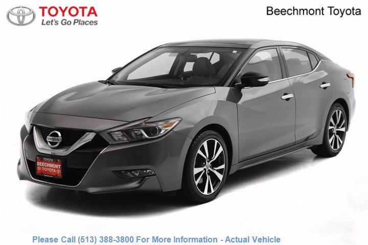 Pre-Owned 2017 Nissan Maxima SL