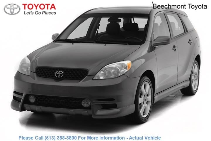 Pre-Owned 2004 Toyota Matrix XR