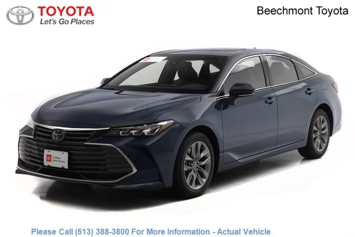 Certified Pre-Owned 2020 Toyota Avalon XLE