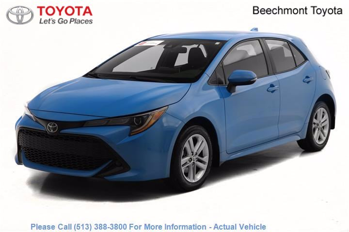 Certified Pre-Owned 2020 Toyota Corolla Hatchback XSE
